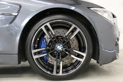 BMW M4 with a Great Specification Including Harman Kardon 13
