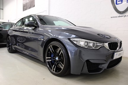 BMW M4 with a Great Specification Including Harman Kardon 2