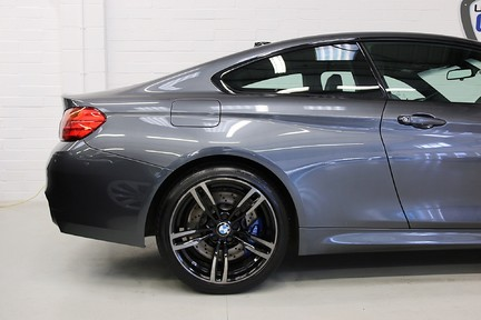 BMW M4 with a Great Specification Including Harman Kardon 17