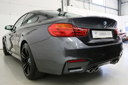 BMW M4 with a Great Specification Including Harman Kardon 3