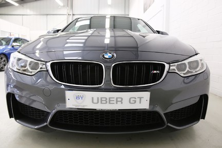BMW M4 with a Great Specification Including Harman Kardon 11