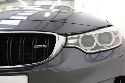 BMW M4 with a Great Specification Including Harman Kardon 18