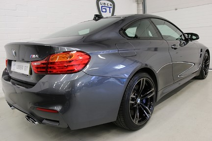 BMW M4 with a Great Specification Including Harman Kardon 6