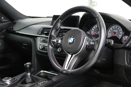 BMW M4 with a Great Specification Including Harman Kardon 7