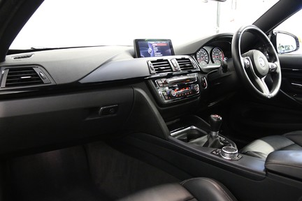 BMW M4 with a Great Specification Including Harman Kardon 4