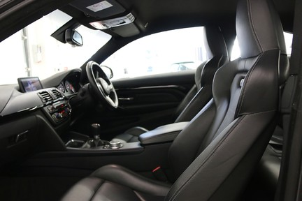 BMW M4 with a Great Specification Including Harman Kardon 12