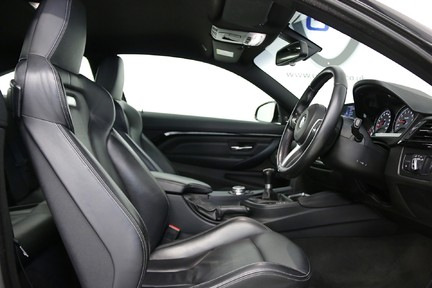 BMW M4 with a Great Specification Including Harman Kardon 10