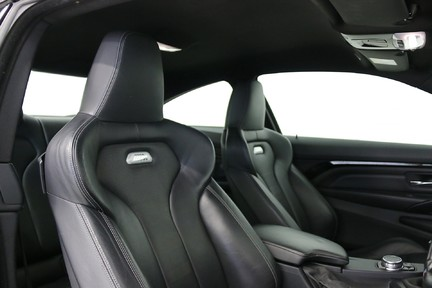 BMW M4 with a Great Specification Including Harman Kardon 16