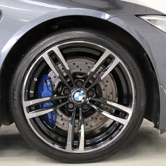 BMW M4 with a Great Specification Including Harman Kardon 1