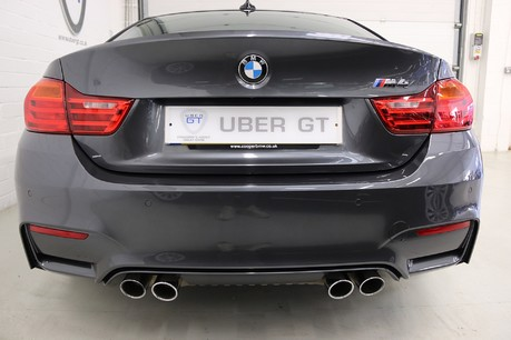 BMW M4 with a Great Specification Including Harman Kardon Service History