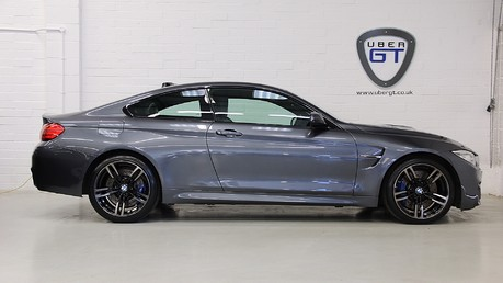 BMW M4 with a Great Specification Including Harman Kardon Video