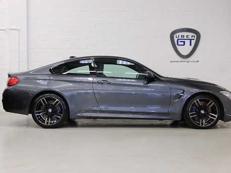 BMW M4 with a Great Specification Including Harman Kardon