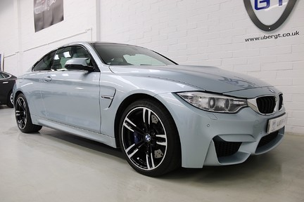 BMW M4 DCT Coupe with an Individual Interior and Great Specification 2