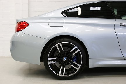 BMW M4 DCT Coupe with an Individual Interior and Great Specification 17