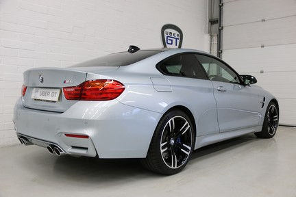 BMW M4 DCT Coupe with an Individual Interior and Great Specification 5