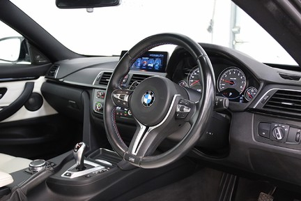 BMW M4 DCT Coupe with an Individual Interior and Great Specification 6