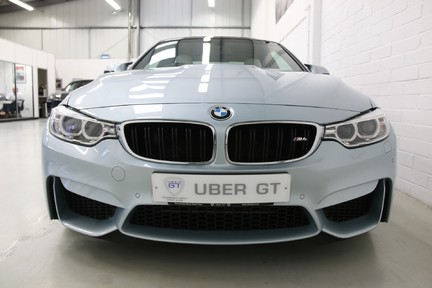 BMW M4 DCT Coupe with an Individual Interior and Great Specification 10