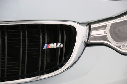 BMW M4 DCT Coupe with an Individual Interior and Great Specification 14