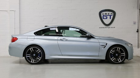 BMW M4 DCT Coupe with an Individual Interior and Great Specification Video