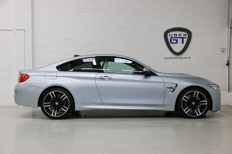 BMW M4 DCT Coupe with an Individual Interior and Great Specification