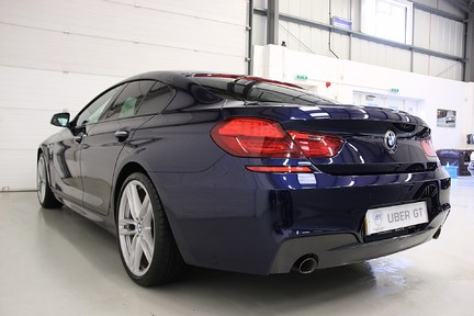 BMW 6 Series 640D M Sport Gran Coupe with a Huge Specification 4