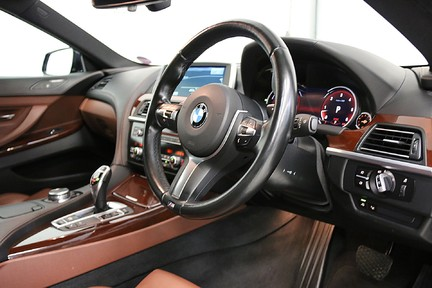 BMW 6 Series 640D M Sport Gran Coupe with a Huge Specification 5