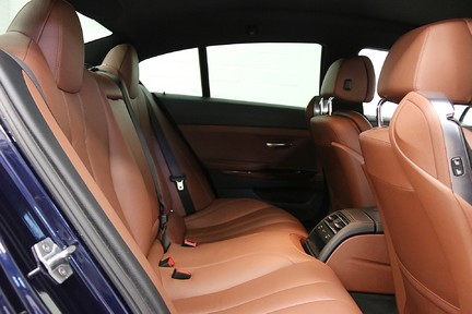 BMW 6 Series 640D M Sport Gran Coupe with a Huge Specification 23