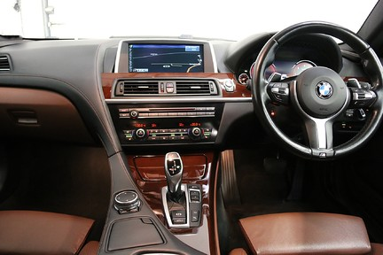 BMW 6 Series 640D M Sport Gran Coupe with a Huge Specification 24