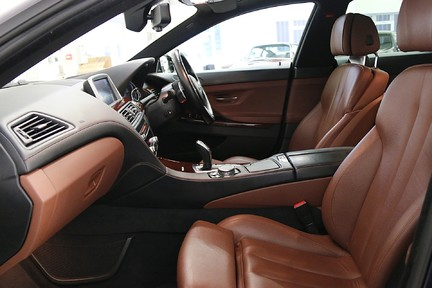 BMW 6 Series 640D M Sport Gran Coupe with a Huge Specification 27
