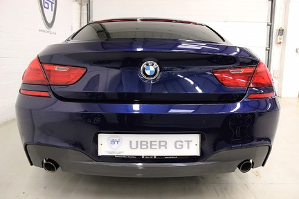 BMW 6 Series 640D M Sport Gran Coupe with a Huge Specification 6