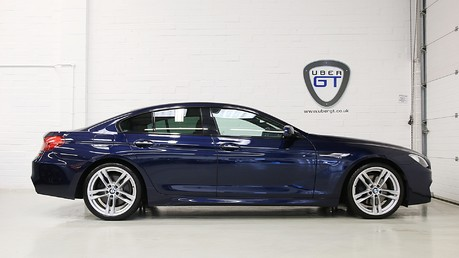 BMW 6 Series 640D M Sport Gran Coupe with a Huge Specification Video
