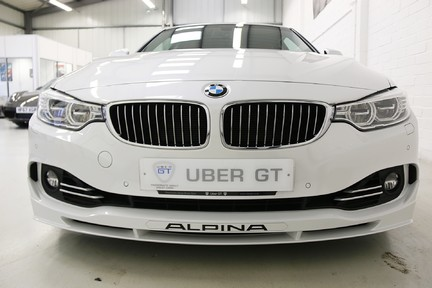 BMW Alpina D4 Bi-Turbo Coupe in Stunning Condition 5