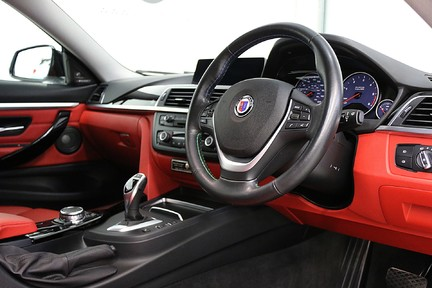 BMW Alpina D4 Bi-Turbo Coupe in Stunning Condition 7