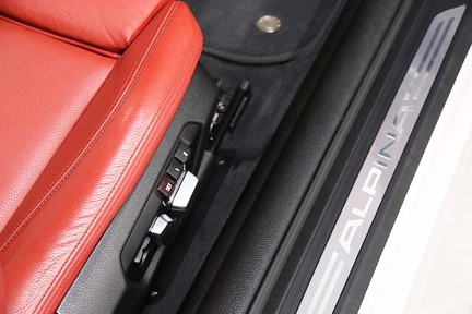 BMW Alpina D4 Bi-Turbo Coupe in Stunning Condition 26