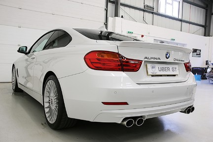 BMW Alpina D4 Bi-Turbo Coupe in Stunning Condition 3