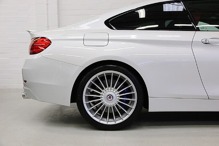 BMW Alpina D4 Bi-Turbo Coupe in Stunning Condition 30