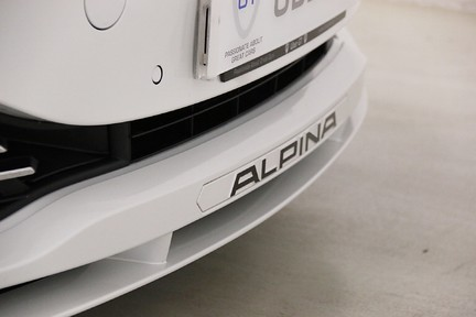 BMW Alpina D4 Bi-Turbo Coupe in Stunning Condition 19