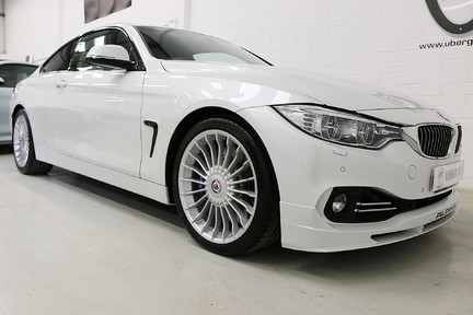 BMW Alpina D4 Bi-Turbo Coupe in Stunning Condition 2
