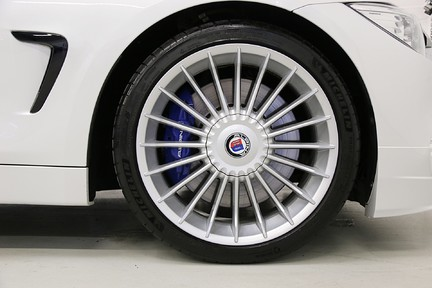 BMW Alpina D4 Bi-Turbo Coupe in Stunning Condition 11