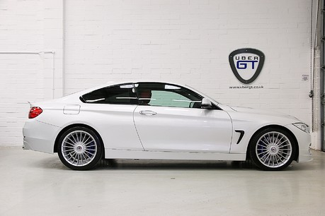 BMW Alpina D4 Bi-Turbo Coupe in Stunning Condition