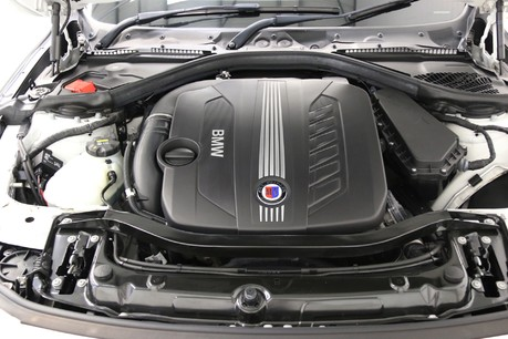BMW Alpina D4 Bi-Turbo Coupe in Stunning Condition Service History