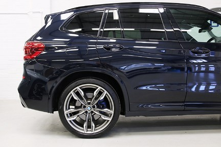 BMW X3 M40i - One Owner Car with High Specification 29