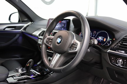 BMW X3 M40i - One Owner Car with High Specification 6