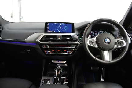 BMW X3 M40i - One Owner Car with High Specification 26