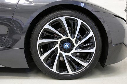 BMW I8 Coupe with Full Leather and High Specification 9
