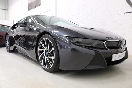 BMW I8 Coupe with Full Leather and High Specification 2