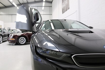 BMW I8 Coupe with Full Leather and High Specification 11