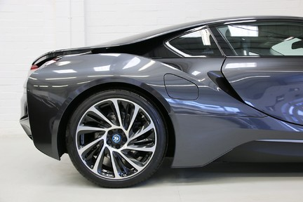 BMW I8 Coupe with Full Leather and High Specification 13