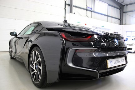 BMW I8 Coupe with Full Leather and High Specification 3