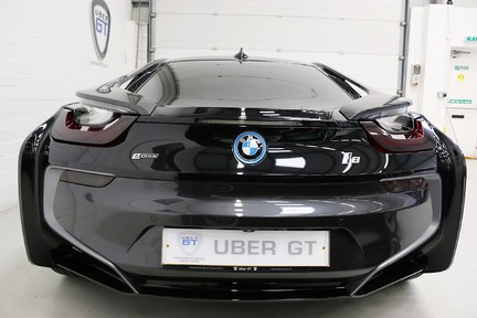 BMW I8 Coupe with Full Leather and High Specification 7